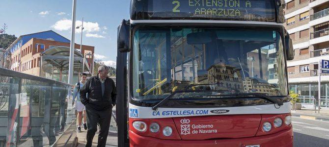 HORARIO SEMANA SANTA 2021 TIERRA ESTELLA BUS