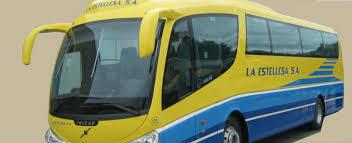 Horario Bus Tierra Estella navidades 2020